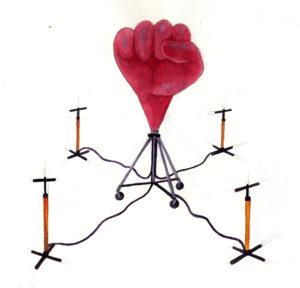 Oscar Cueto Portable Revolution